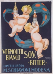 A Toast to a New Way of Living: Italian Advertising Posters from the early 20th Century