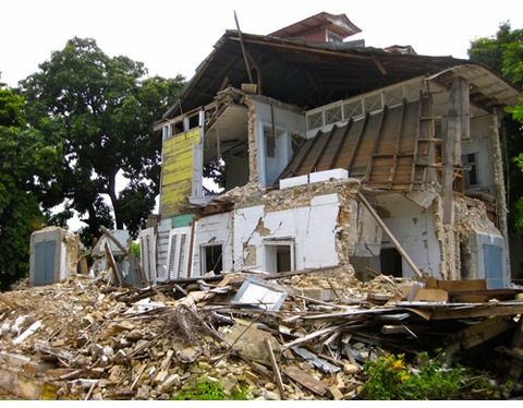Abiding Architecture: What Was Done: The culture sector response to the Haiti earthquake