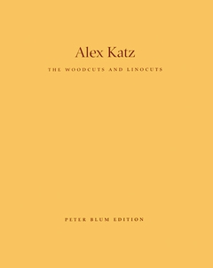 Alex Katz: The Woodcuts And Linocuts 1951-2001
