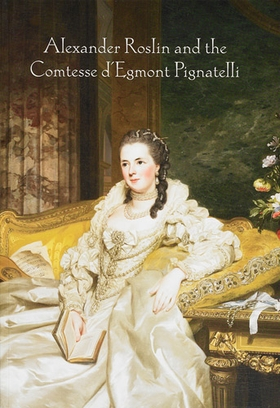Alexander Roslin and the Comtesse d'Egmont Pignatelli