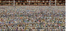Featured image is reproduced from 'Andreas Gursky.'