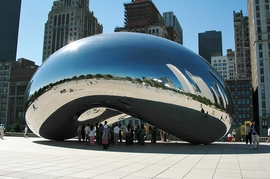 Featured image is reproduced from 'Anish Kapoor: Make New Space.'