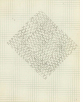 Featured image is reproduced from 'Anni Albers: Notebook 1970–1980.'