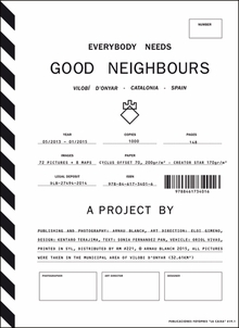 Arnau Blanch: Everybody Needs Good Neighbours