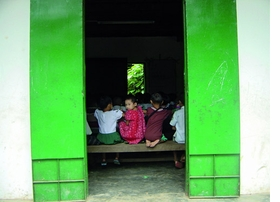 Featured image is reproduced from <I>Architecture in Burma</I>.
