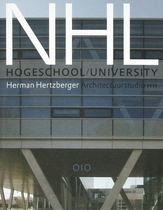 Architectuurstudio HH, Herman Hertzberger: NHL Hogeschool University