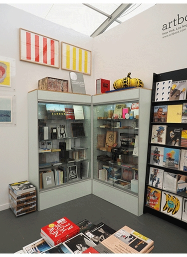 Art Book Lovers Unite! ARTBOOK & König Books Return to Frieze New York