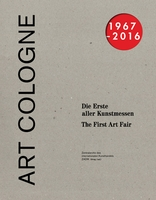 Art Cologne 1967-2016