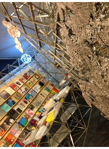 ARTBOOK | D.A.P. Presents Mark Hagen's 'Ramada Santa Monica' Bookstore Installation at Art Los Angeles Contemporary