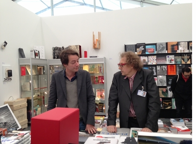 ARTBOOK & Koenig Books at Frieze New York 2013