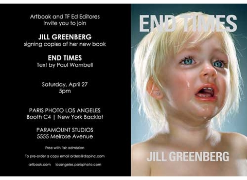 ARTBOOK + Paris Photo Signings, Saturday, April 27