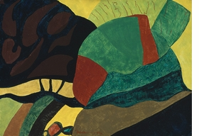 Featured image is reproduced from 'Arthur Dove: A Reassessment.'