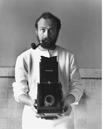 Arthur Elgort: The Big Picture: Self Portrait