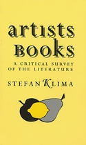 Artists' Books: A Critical Survey Of The Literature