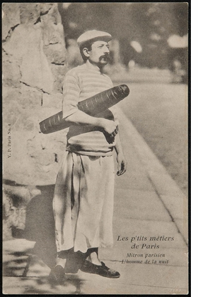 Featured image is reproduced from 'Atget: Postcards of a Lost Paris'