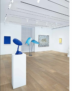 Featured image is reproduced from 'Audible Presence: Lucio Fontana, Yves Klein, Cy Twombly.'