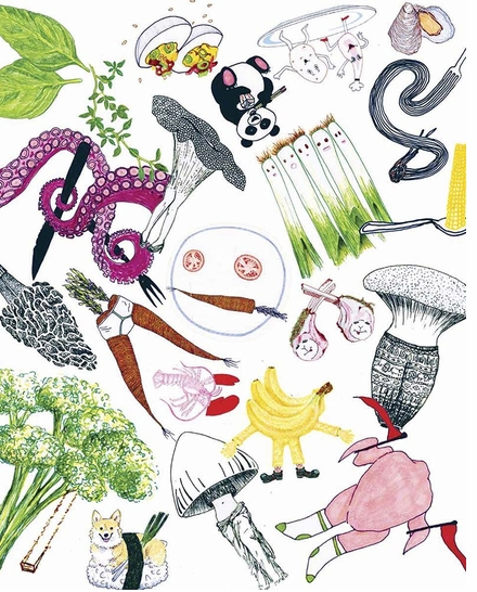 BACK IN STOCK! Mina Stone: Cooking for Artists