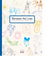 Between the Lines: A Coloring Book of Drawings by Contemporary Artists