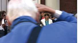 Featured still is reproduced from <I>Bill Cunningham New York</I>.
