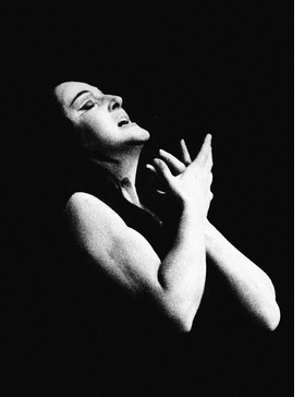 "Featured image, of Birgit Nilsson performing in ""Elektra"" at the Royal Opera House, Covent Garden, London, May, 1969, is reproduced from 'Birgit Nilsson: 100.' Photo credit © Zoë Dominic."
