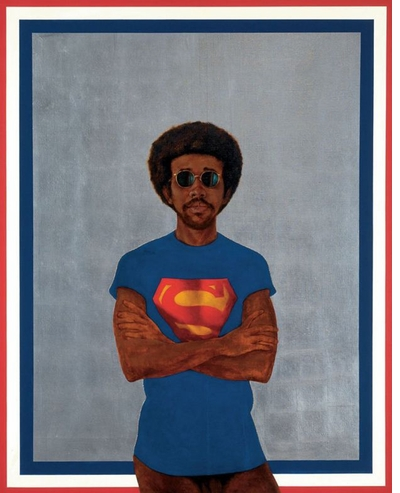 Black artist as superhero: Barkley L. Hendricks in 'Soul of a Nation'