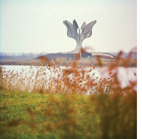 Featured image is reproduced from 'Bogdanovic by Bogdanovic: Yugoslav Memorials through the Eyes of their Architect.'