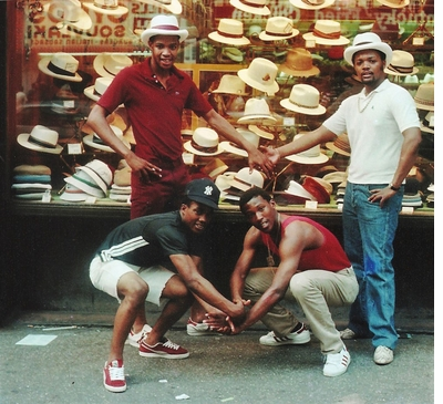 Boom boxes, break dancing and the Salsa King: Fashion Week Black History from Jamel Shabazz