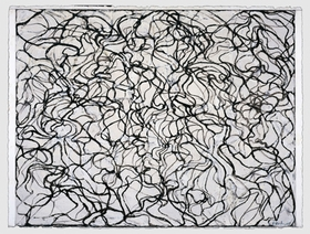 Brice Marden: Letters