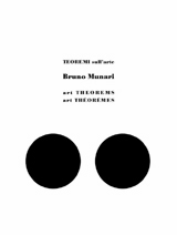 Bruno Munari: Art Theorems