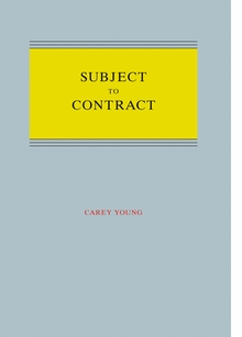 Carey Young: Subject to Contract