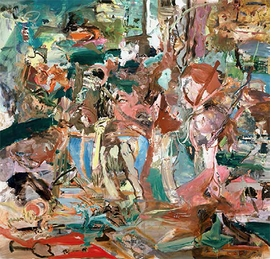 Featured image is reproduced from <i>Cecily Brown</i>.