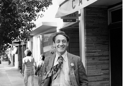 Celebrate Harvey MIlk and 'LGBT: San Francisco'