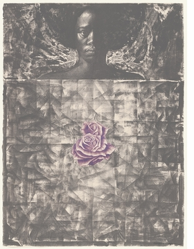 Featured image is reproduced from 'Charles White: Black Pope.'