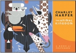 Charley Harper. The Animal Kingdom Book of Postcards