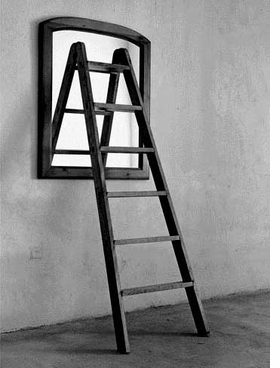 Featured image, made in Madrid, 1990, is reproduced from <I>Chema Madoz: PHotoBolsillo</I>.