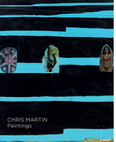 Chris Martin book launch at Spoonbill Studio