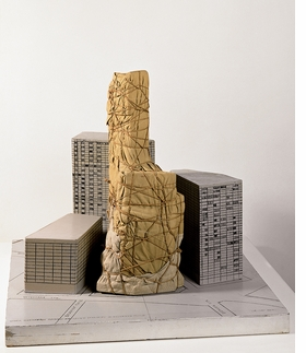 Featured image is reproduced from 'Christo and Jeanne-Claude: Urban Projects.'
