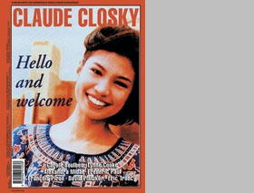 Claude Closky: Hello And Welcome