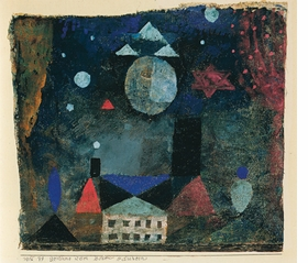 """'Art does not reproduce the visible; rather it makes visible,' said Paul Klee. This applies in a quite special way to language and the colors, because color cannot in fact be reproduced on a one-to-one basis by words in language. That colors--and shapes--cannot be rendered analogously in writing, only 'digitally,' has over time given writers a feeling of both powerlessness and omnipotence. On the one hand they cannot reproduce the colors, on the other they are then free to create their own worlds of color.""<p>Lars Handesten, excerpted from ""<a href=""9788791607813.html"">Color in Art</a>. Featured image also from ""<a href=""9788791607813.html"">Color in Art</a>."