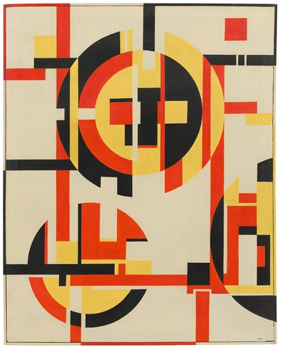 Concrete Cuba: Cuban Geometric Abstraction from the 1950s