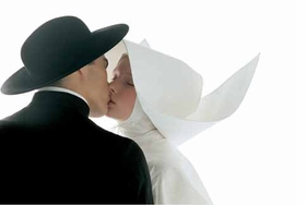 "Featured image, ""Kissing-nun"" by Oliviero Toscani (1992) is reproduced from <I>Controversies</I>."
