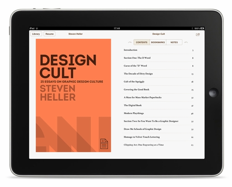 Cooper-Hewitt to Launch DesignFile eBooks on Design