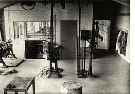 Featured image, of the metal workshop at the Bauhaus Dessau, c. 1928-29, is reproduced from 'Craft Becomes Modern: The Bauhaus in the Making.'