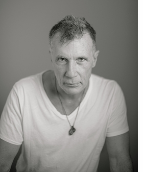 Featured portrait, of Michael Cunningham, is reproduced from 'Curt Richter: Thousand Words.'
