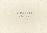 Cy Twombly: Lepanto