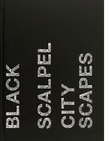 Damien Hirst: Black Scalpel Cityscapes