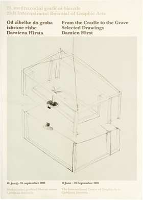 Damien Hirst: From the Cradle to the Grave, Selected Drawings