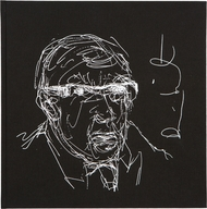 Damien Hirst: Portraits of Frank