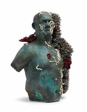 Featured image is reproduced from 'Damien Hirst: Treasures from the Wreck of the Unbelievable'