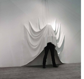 "Featured image, ""Draped Figure"" (2011), is reproduced from <I>Daniel Arsham</I>."